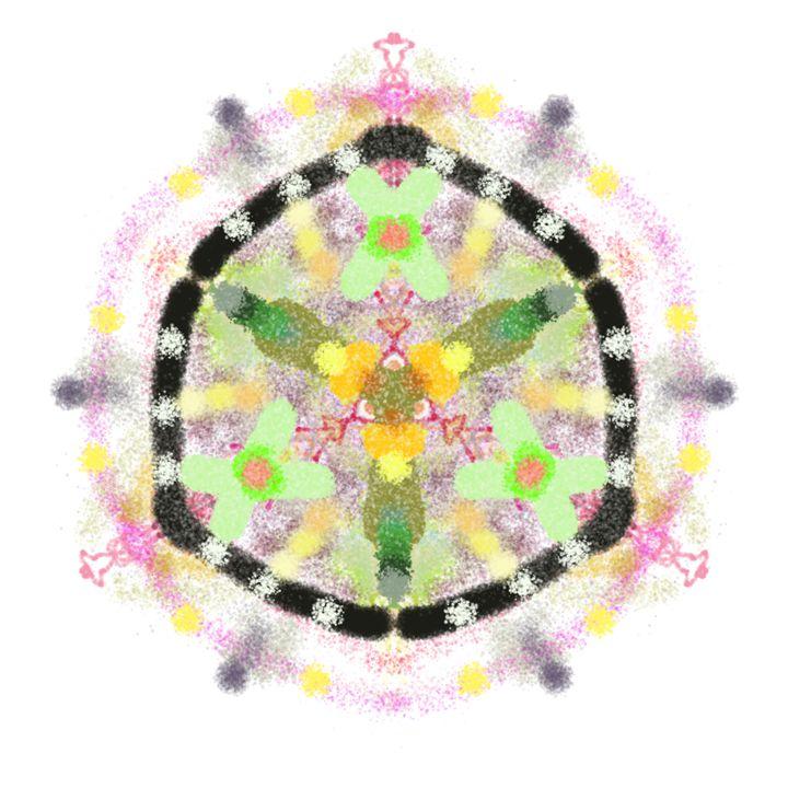 Kaleidoscope Specimen N°3 - Alexander Henry