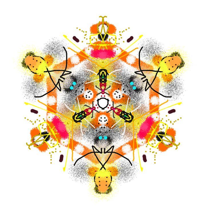Kaleidoscope Specimen N°5 - Alexander Henry