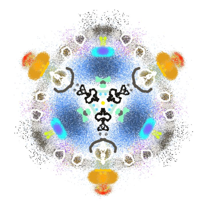 Kaleidoscope Specimen N°6 - Alexander Henry
