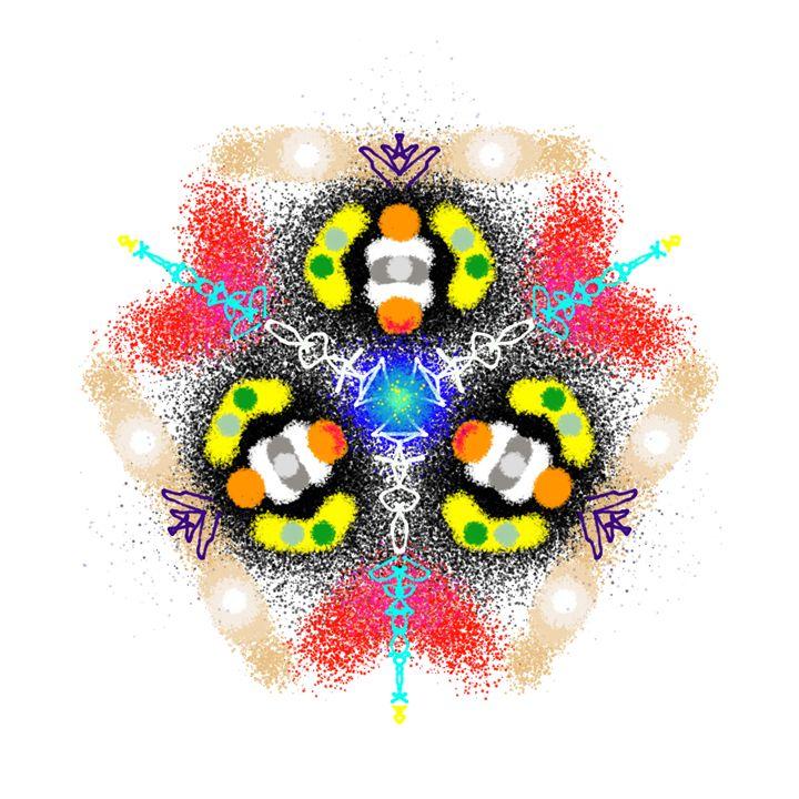Kaleidoscope Specimen N°10 - Alexander Henry