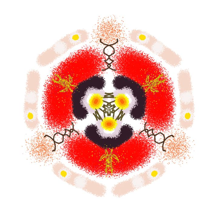 Kaleidoscope Specimen N°12 - Alexander Henry