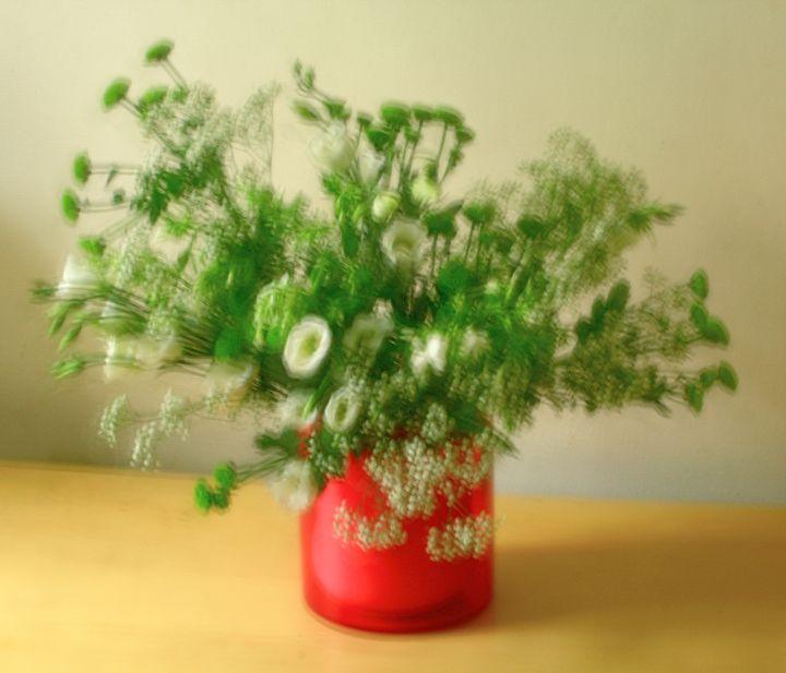 Still Life -Pink Vase Composition- - Alexander Henry