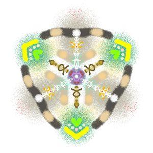 Kaleidoscope Specimen N°9