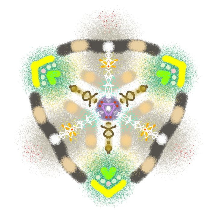 Kaleidoscope Specimen N°9 - Alexander Henry