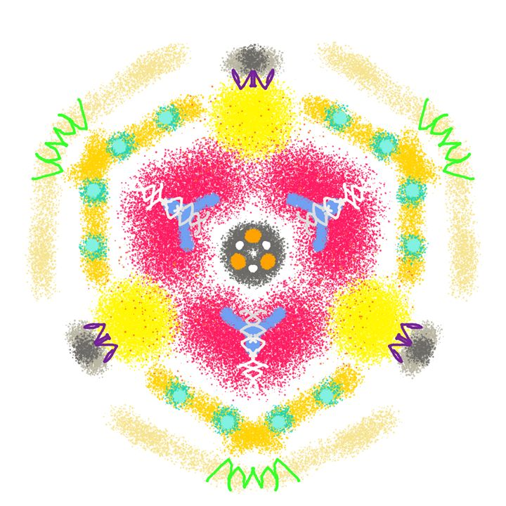 Kaleidoscope Specimen N°13 - Alexander Henry