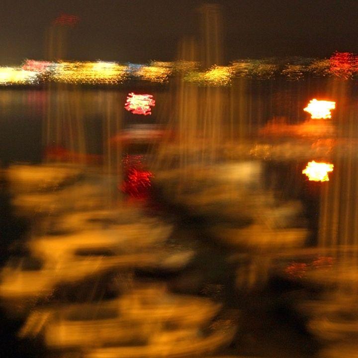 Night Boats (Bateaux de Nuit) - Alexander Henry