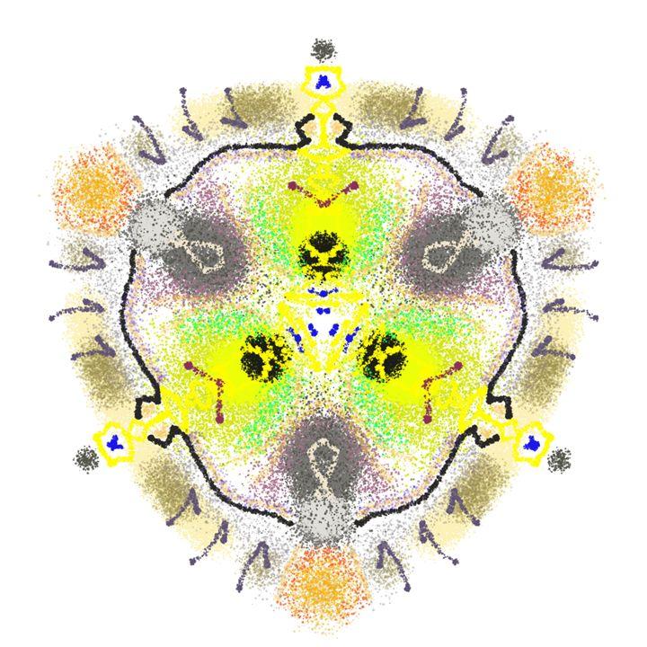 Kaleidoscope Specimen N°14 - Alexander Henry