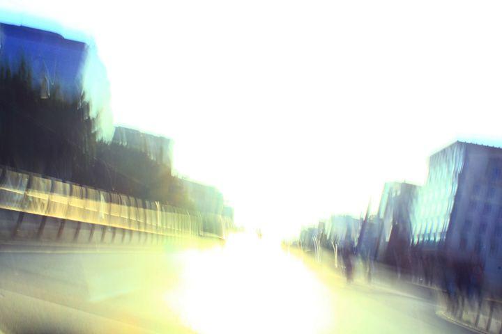 Highway II - Alexander Henry