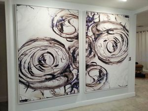 2 - Bossa Collection 56'' x 84