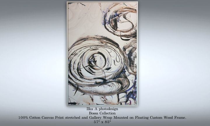 Bossa Collection 56'' x 84'' - GCT Showcase Gallery
