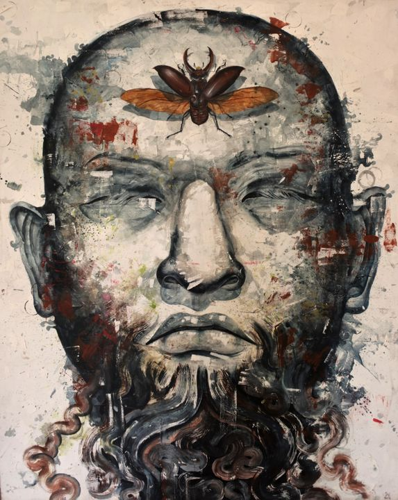 The Beetle - SOLD!!! - Decoration Guru