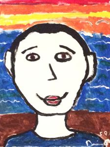 A Self portrait of myself