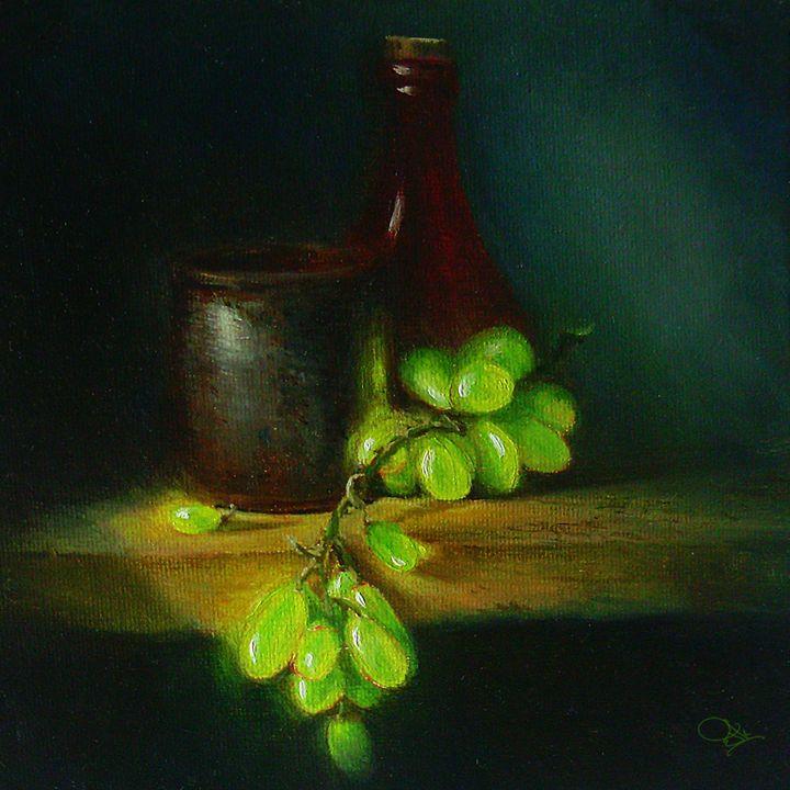grapes - JK