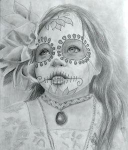 Dia de los Muertos celebration - Tlachinoihuitl Yoe