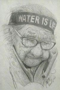 Warrior woman, know no age limit - Tlachinoihuitl Yoe