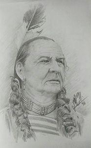 August Schellenberg - Tlachinoihuitl Yoe