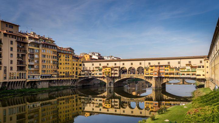 Ponte Vecchio - Andy McGarry Photo