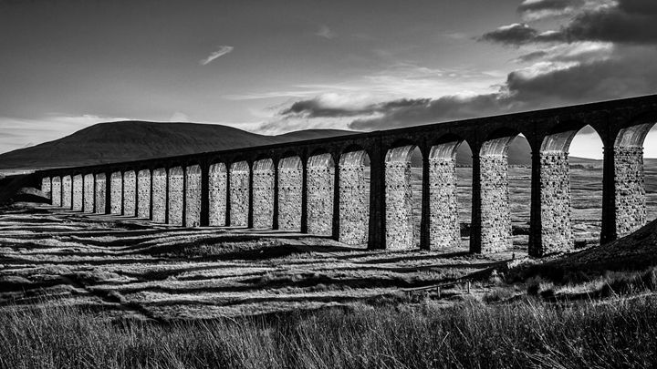 Ribblehead Viaduct - Andy McGarry Photo
