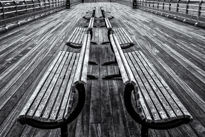 Beaumaris Pier - Anglesey - Andy McGarry Photo