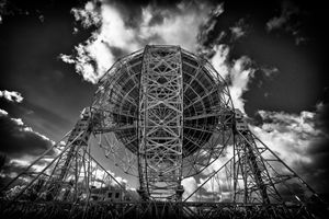 Jodrall Bank Telescope