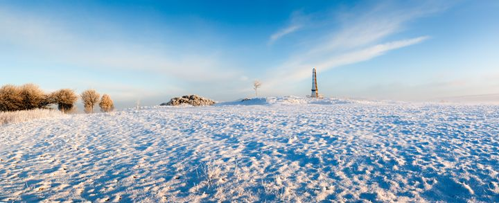 Werneth Low Panorama - Andy McGarry Photo