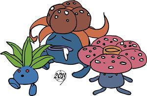 Oddish Evolution