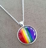Art To Wear Pride Necklace