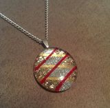 Art To Wear KrissKross Necklace