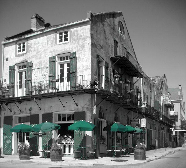 New Orleans - Artists Korner