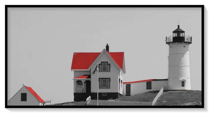 Nubble Lighthouse - JZL Studio