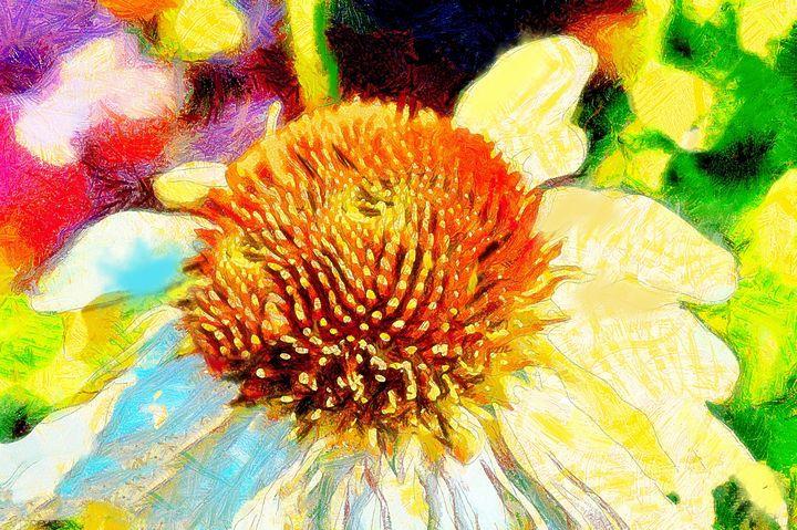 Sunshine Flower - JZL Studio