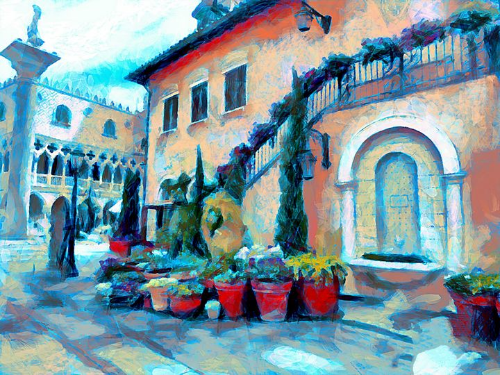 Little Italian Village - Artists Korner