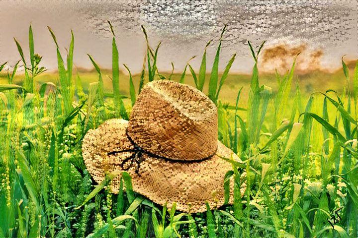 Straw Hat - Artists Korner