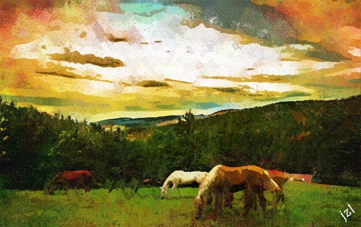 Pasture - Artists Korner