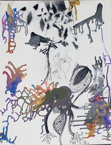 Cigarette - Malick Isaac -IG Isaac_artwork