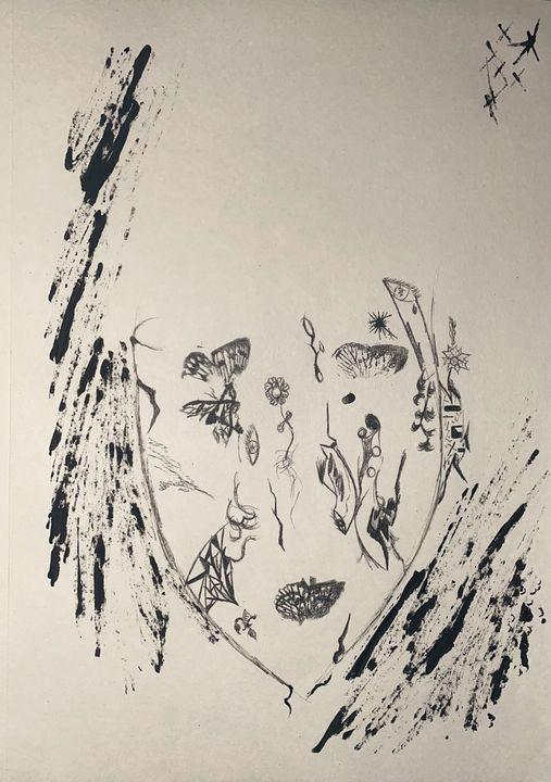 UnBlemished - Malick Isaac -IG Isaac_artwork
