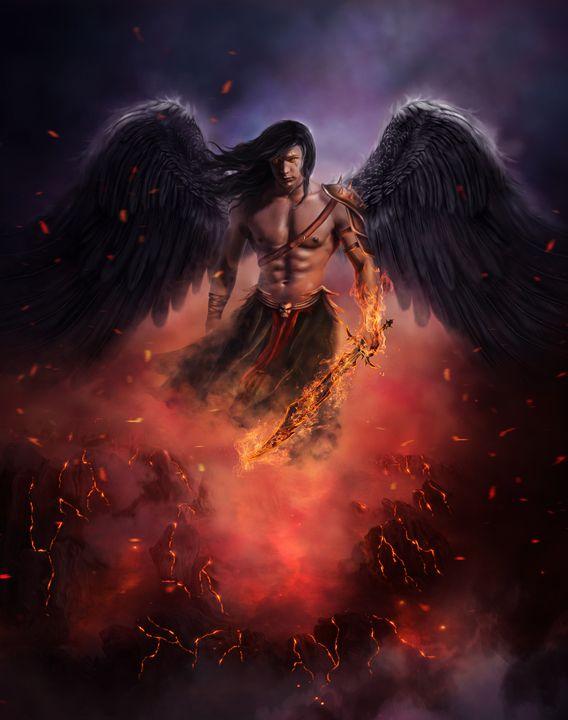 Dark Archangel - Dania