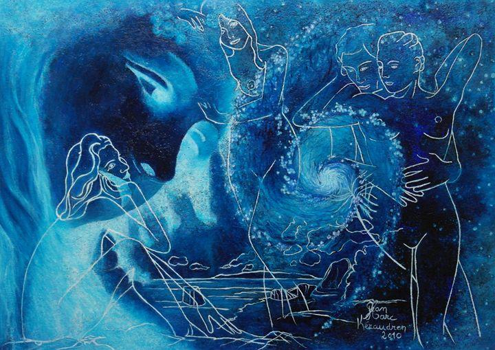 L'univers amoureux - jean-marc kéraudren