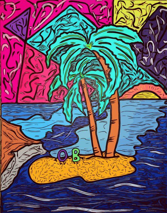 Ocean Beach Love (OB Love) - Esprit Rêveur