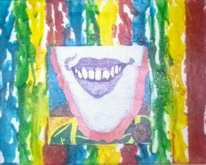 SMILE FOR THE POLAROID - Esprit Rêveur