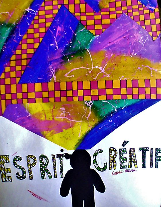 Creative Mind - Esprit Rêveur