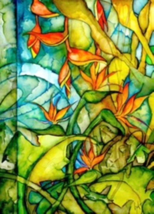 wild forest 1 - GC art