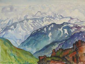 Kabardino-Balkarian Mountains