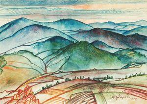 Carpathians. Mountains