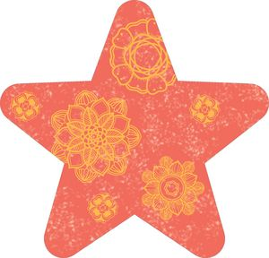 Star Mandala - CloverArtLab
