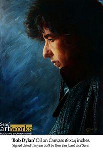 The Legendary Bob Dylan