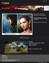 Sens' artworks