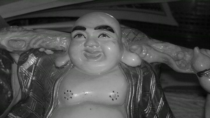 laughing Buddha - sonali