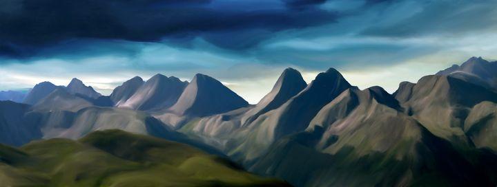Grenadier Range - Jonathan P. Thompson