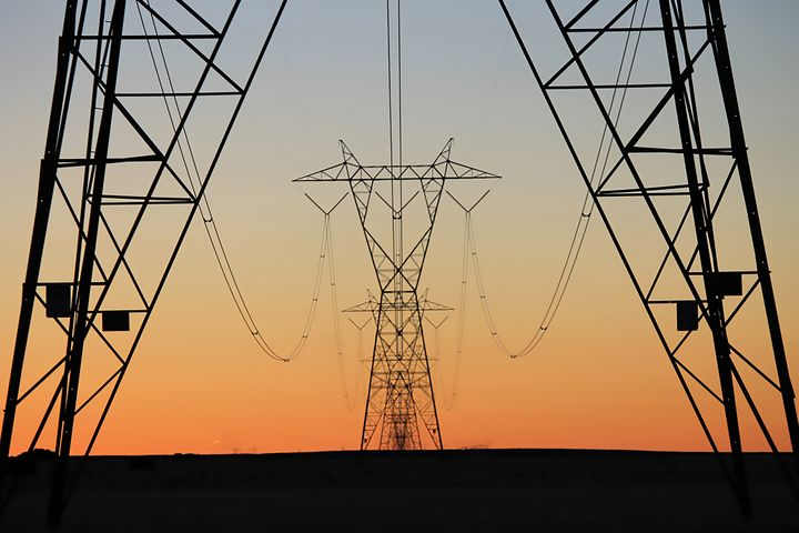 High Voltage, Arizona - Jonathan P. Thompson